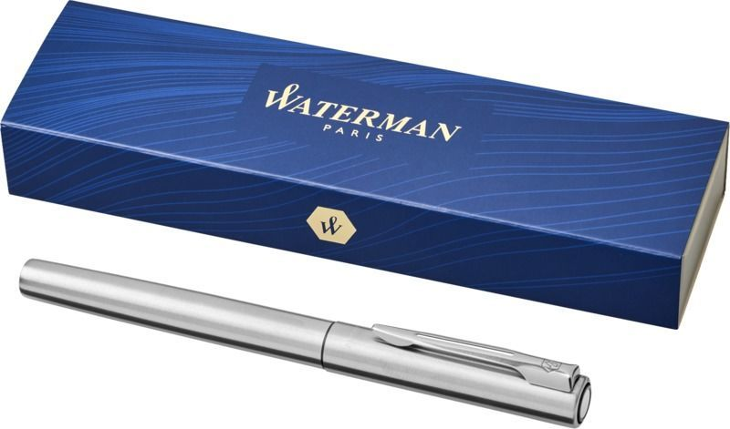 Rollerball publicitaire | Waterman® : Graduate | KelCom Chrome