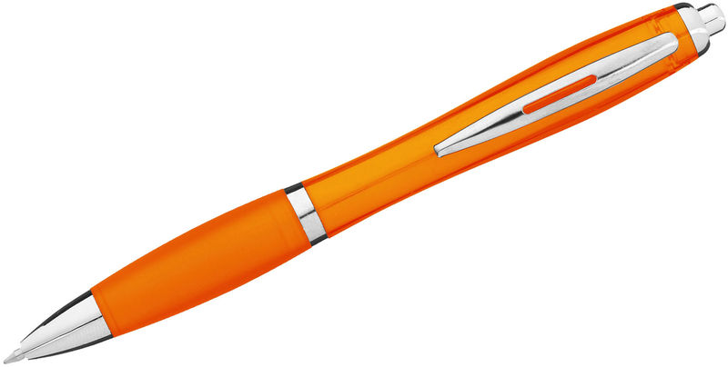 Nash | Stylo bille publicitaire | KelCom Orange