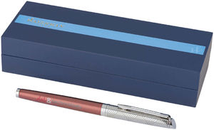 Rollerball publicitaire | Waterman® : La Collection Privée | KelCom Rouge clair 4